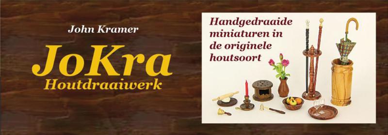 JoKra Houtdraaiwerk