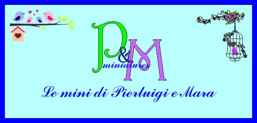 P&M Miniatures - Le mini di Pierluigi & Mara