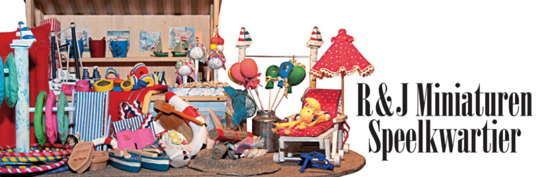 R en J Miniaturen Speelkwartier