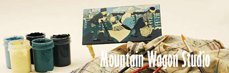 Wagon Mountain Studio