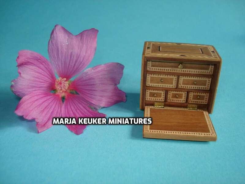 Marja Keuker Miniatures